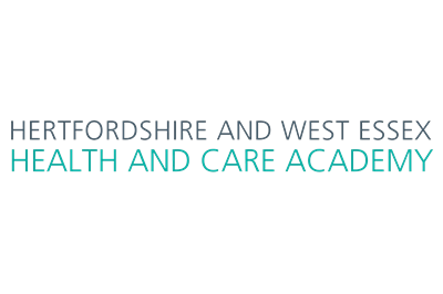 Hertfordshire and West Essex Health and Social Care Academy logo