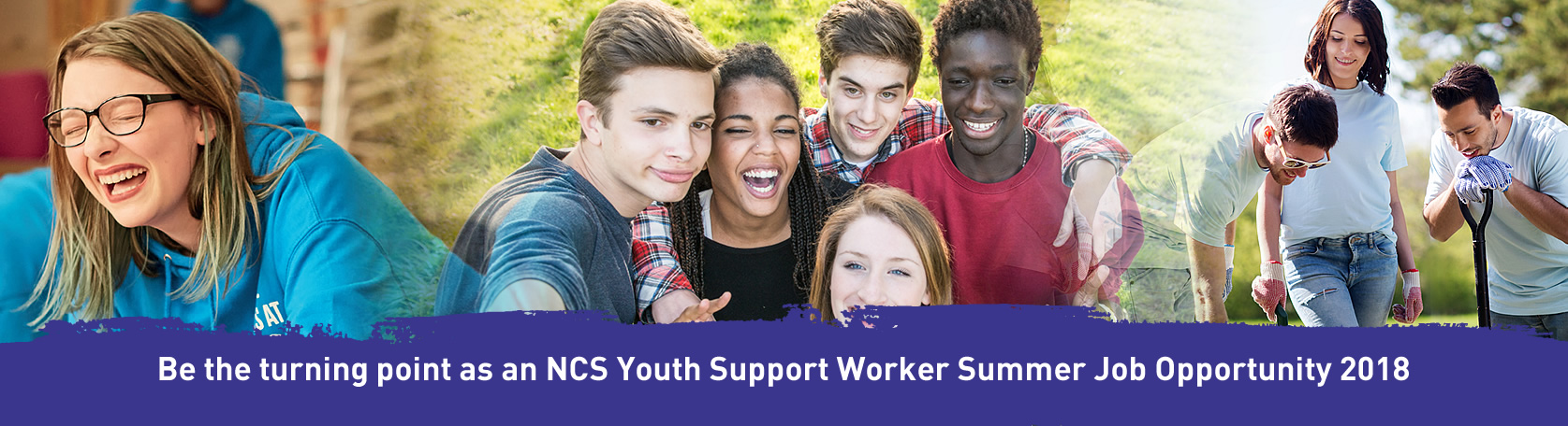NCS Youth Support Worker